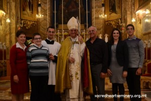 Daniel Sultana accepted as candidate for the Ordination as Deacon (2)