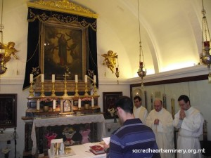 Ordinands' vows (10)